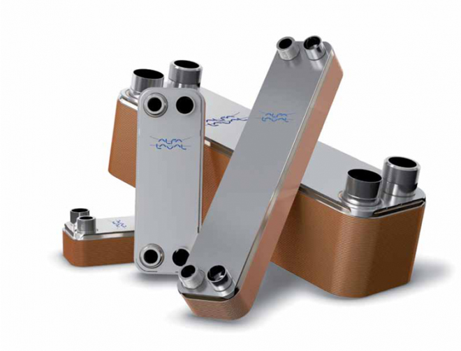 Castrade alfa laval heat exchangers and units